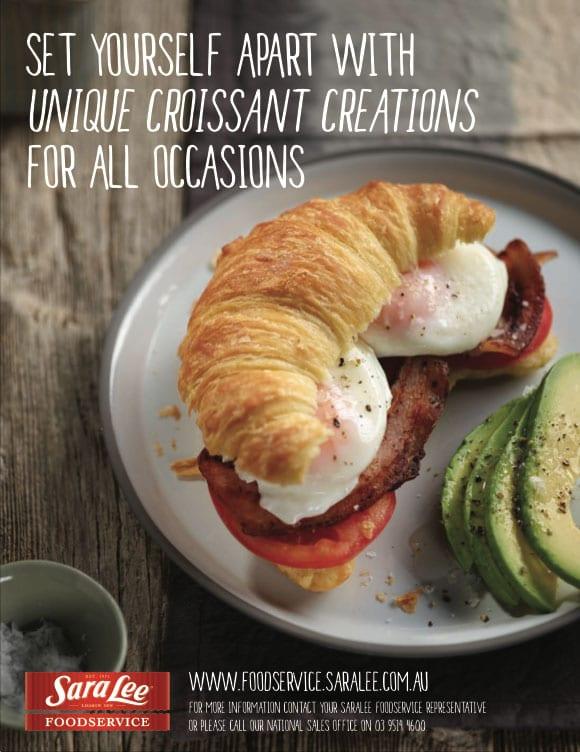 Croissant Brochure